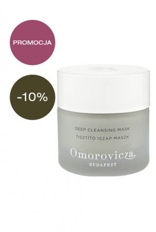 Deep Cleansing Mask z PREZENTEM